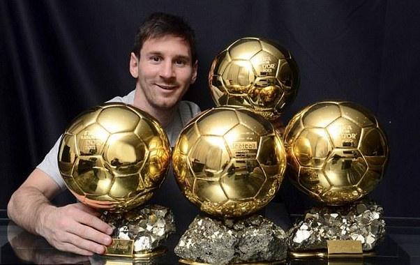 Chuyen nhuong 25/7: 'M.U khong du tien mua Messi' hinh anh