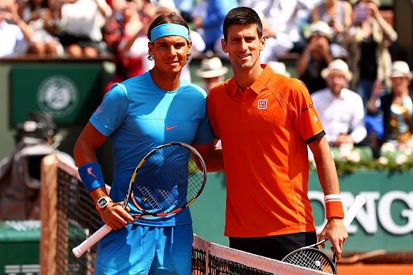 Djokovic can bang moc thoi gian tren ngoi dau voi Nadal hinh anh 1