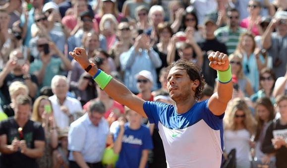 Chung ket Hamburg Open 2015: Nadal 2-0 Fognini hinh anh
