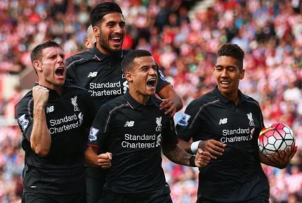 Coutinho ghi ban dang cap, Liverpool vuot ai Britannia hinh anh