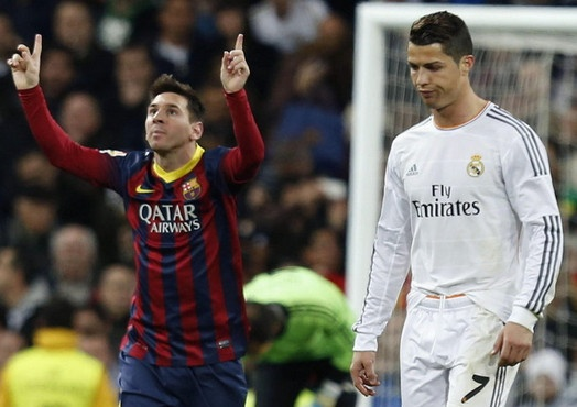 Fan ung ho Messi vuot Ronaldo trong cuoc dua vua pha luoi hinh anh