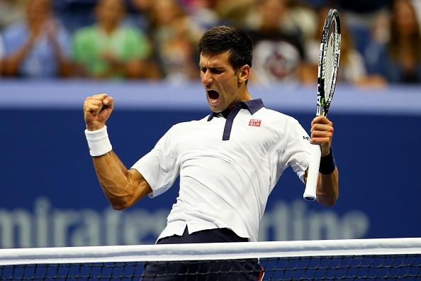 Djokovic nhoc nhan vao tu ket US Open hinh anh