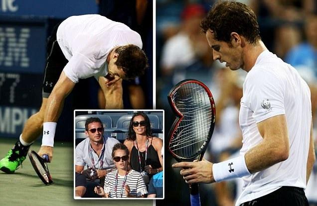 Murray dap nat vot trong tran thua Anderson hinh anh