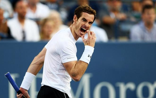 Murray dap nat vot trong tran thua Anderson hinh anh 9