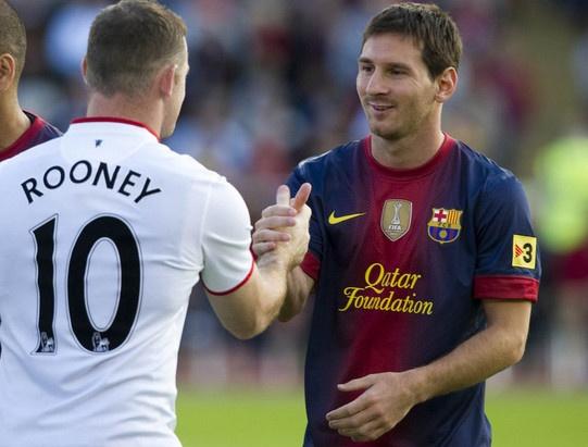 Diem tin 10/9: Messi tin Rooney se giup Anh vo dich EURO hinh anh 1