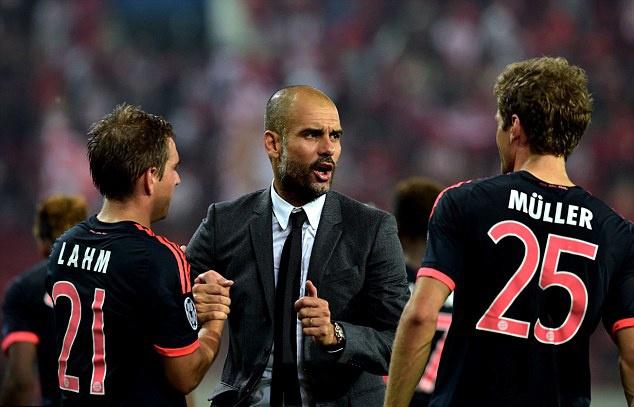 Canh sat Hy Lap tran ap fan Bayern bang dui cui hinh anh 11