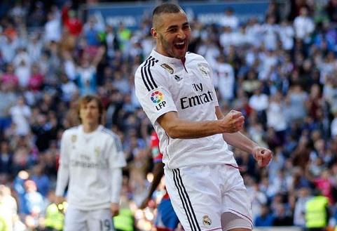 Real 1-0 Granada: Ronaldo chua the len ngoi so mot hinh anh 16
