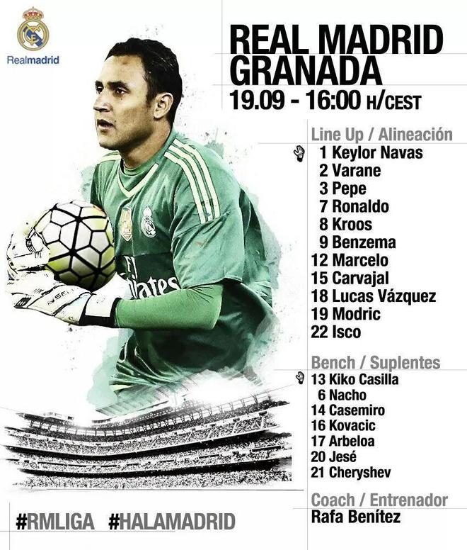 Real 1-0 Granada: Ronaldo chua the len ngoi so mot hinh anh 5