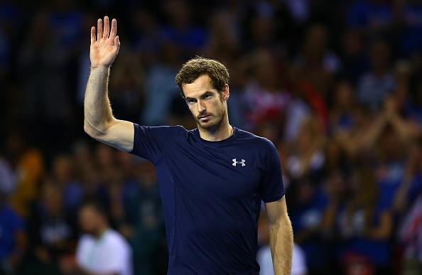 Andy Murray co the vang mat tai ATP World Tour Finals hinh anh