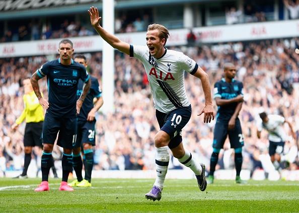 Thua Tottenham 1-4, Man City de mat ngoi dau vao tay MU hinh anh 1