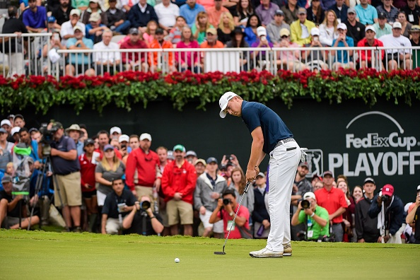 Vo dich FedEx Cup, Spieth gianh giai thuong 10 trieu USD hinh anh 3