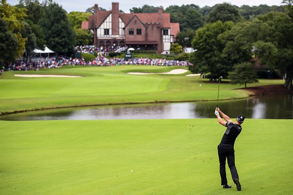Vo dich FedEx Cup, Spieth gianh giai thuong 10 trieu USD hinh anh 6