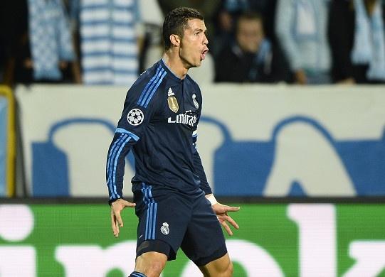 Ronaldo tung khong tin duoi kip ky luc cua Raul hinh anh