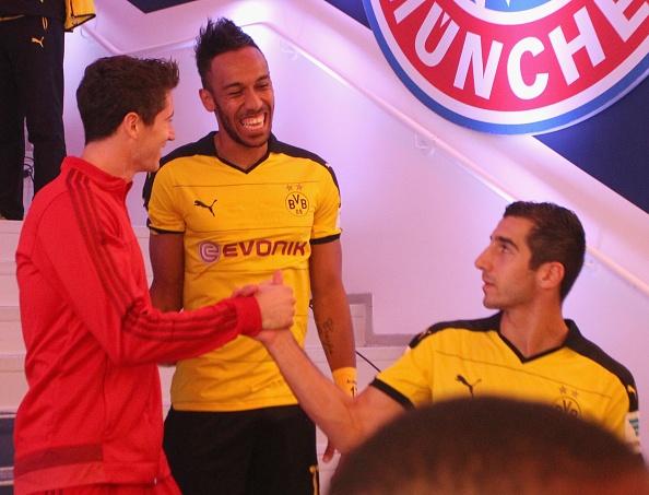 Lewandowski, Mueller lap cu dup giup Bayern ha Dortmund 5-1 hinh anh 8