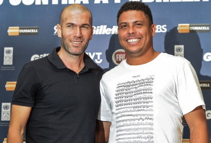 Ro beo, Zidane co the tranh tai tai World Cup 2017 hinh anh
