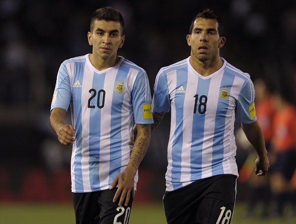 Brazil, Argentina cung guc nga o vong loai World Cup hinh anh 10