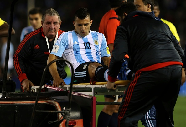 Brazil, Argentina cung guc nga o vong loai World Cup hinh anh 12