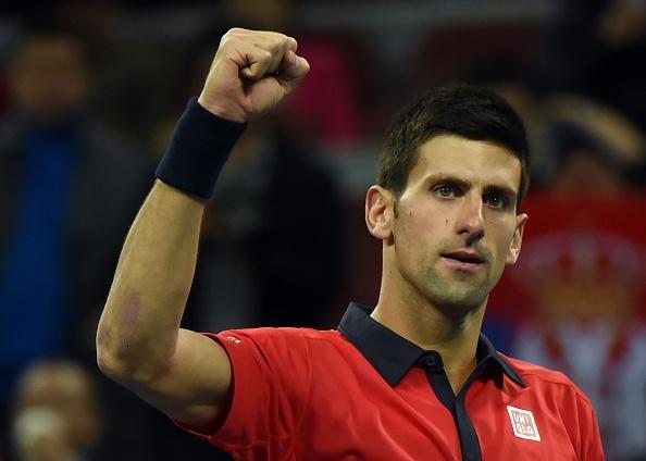 Djokovic cham tran Ferrer o ban ket China Open hinh anh 1