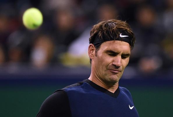 Federer bat ngo bi loai ngay vong 1 Shanghai Masters hinh anh 4