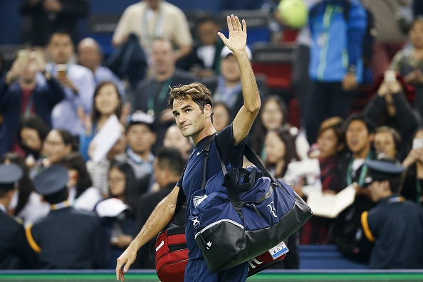 Federer bat ngo bi loai ngay vong 1 Shanghai Masters hinh anh 6