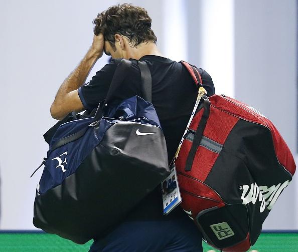 Federer bat ngo bi loai ngay vong 1 Shanghai Masters hinh anh 7