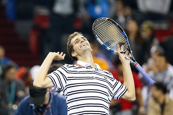 Federer bat ngo bi loai ngay vong 1 Shanghai Masters hinh anh 9