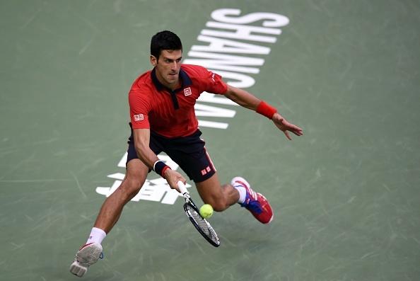 Vong 3 Shanghai Masters 2015: Djokovic 2-0 Lopez hinh anh