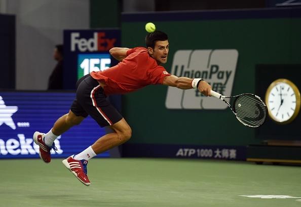 Djokovic dai chien Murray tai ban ket Shanghai Masters hinh anh 1