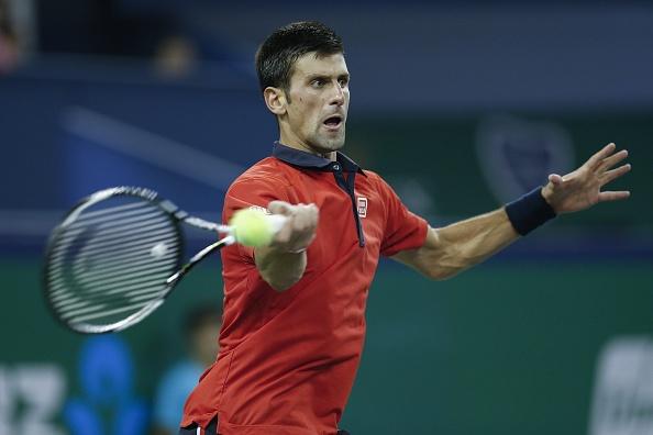 Djokovic dai chien Murray tai ban ket Shanghai Masters hinh anh 2