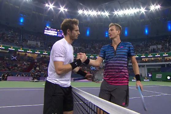 Djokovic dai chien Murray tai ban ket Shanghai Masters hinh anh 8