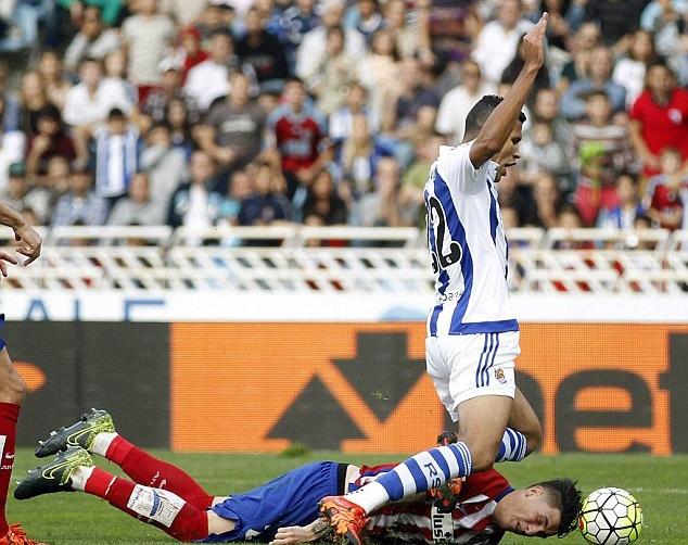 Thua Atletico 0-2, David Moyes doi dien nguy co bi sa thai hinh anh 6