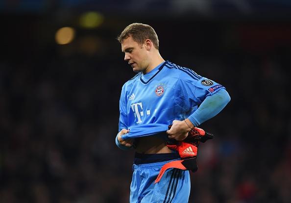 Dau an nguoi hung - toi do cua Neuer o tran thua Arsenal hinh anh