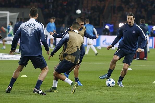 Ronaldo kem duyen, Real chia diem tren san PSG hinh anh 8