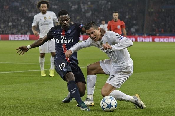 Tong hop tran dau: PSG 0-0 Real Madrid hinh anh