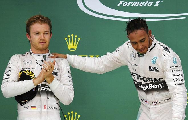 Rosberg tu choi du tiec mung vo dich the gioi cua Hamilton hinh anh 3