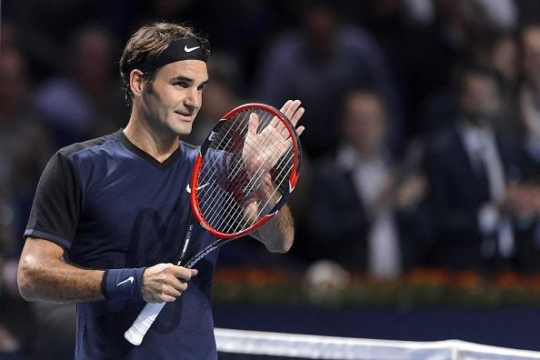 Federer khoi dau thuan loi tai Basel Open hinh anh