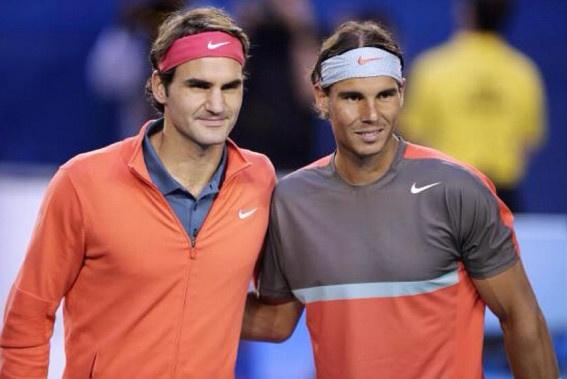 Federer va Nadal tao nen tran chung ket trong mo tai Basel hinh anh