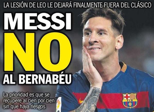 Diem tin 2/11: Messi lo co hoi so tai cung Ronaldo hinh anh
