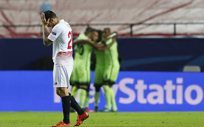 Ha Sevilla 3-1, Man City gianh ve vao vong knock-out hinh anh 10