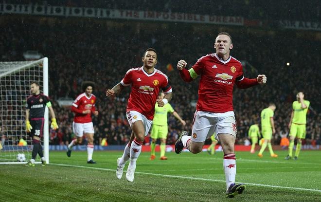 Rooney - ga toi do bong choc hoa nguoi hung cua MU hinh anh 1