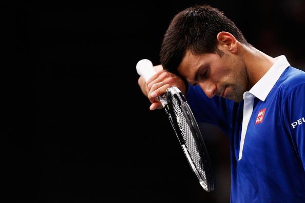 Djokovic chat vat vao ban ket, Nadal bi loai hinh anh 1
