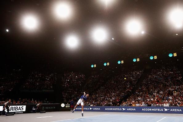 Djokovic chat vat vao ban ket, Nadal bi loai hinh anh 2