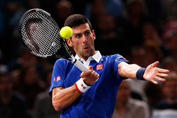 Djokovic chat vat vao ban ket, Nadal bi loai hinh anh