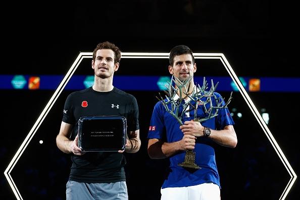 Thang an tuong Murray, Djokovic lap ky luc danh hieu Masters hinh anh