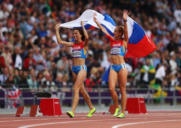 Dien kinh Nga co nguy co bi cam tham du Olympic 2016 hinh anh