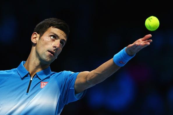 Djokovic nhan cup sau chien thang de dang truoc Nishikori hinh anh 7