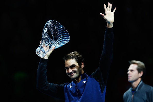 Federer nhan 2 danh hieu tai ATP World Tour Finals hinh anh 4