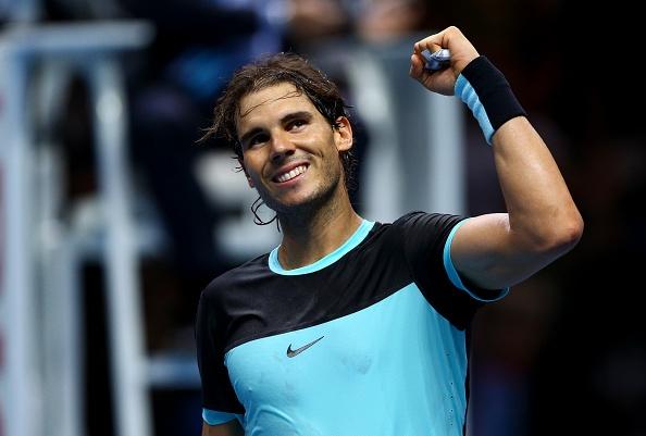 Thang chong vanh Murray, Nadal gianh ve vao ban ket hinh anh