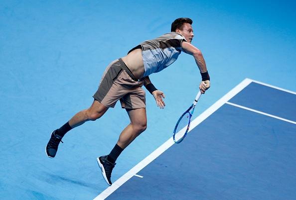 Djokovic hen Nadal tai ban ket ATP World Tour Finals hinh anh 5