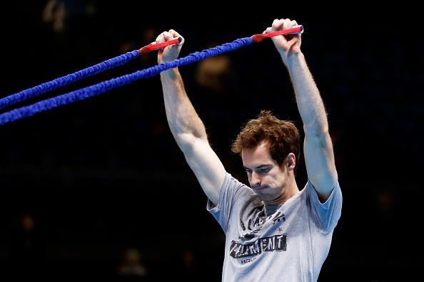 Thua Wawrinka, Murray chia tay ATP World Tour Finals hinh anh 2